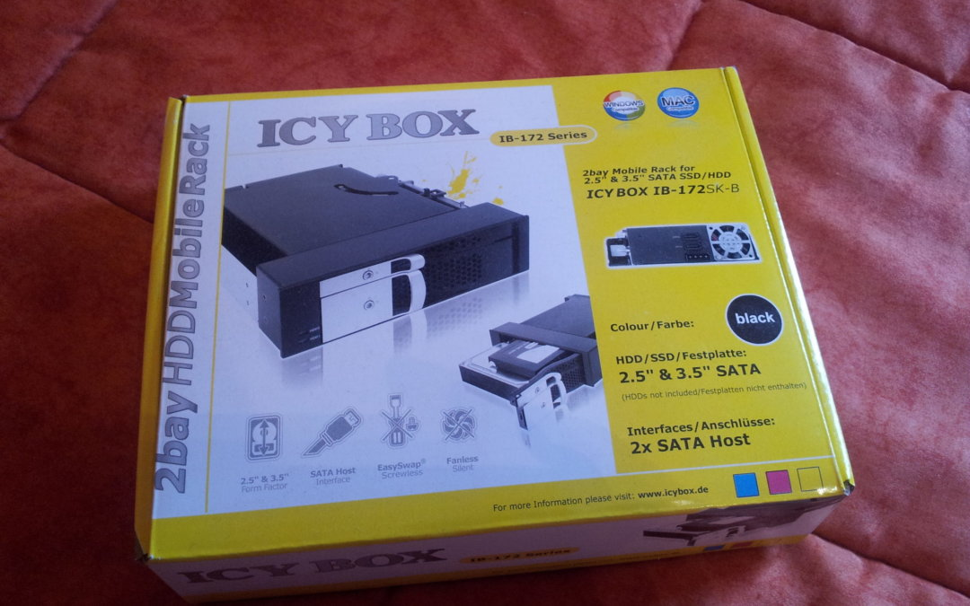 Review ICY-BOX IB-172