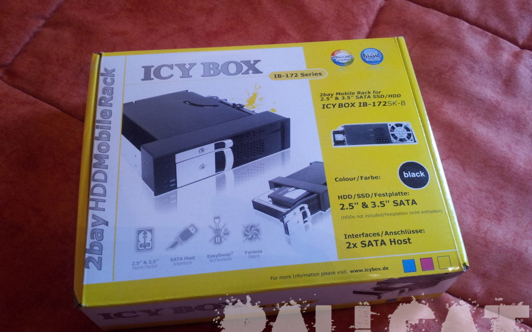 Review ICY-BOX IB-172