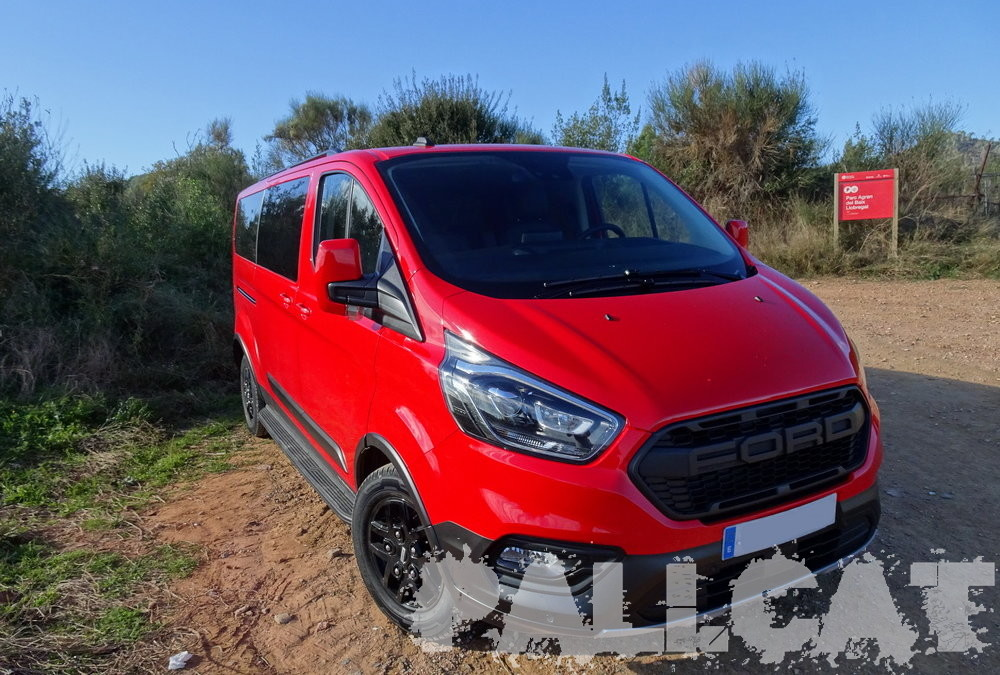 Review Ford Transit Custom Trail